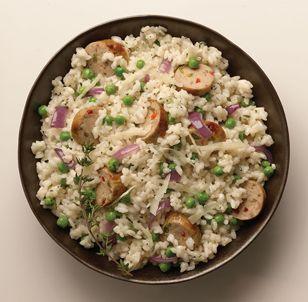 al fresco ® Recipe - Sweet Italian Chicken Sausage Risotto