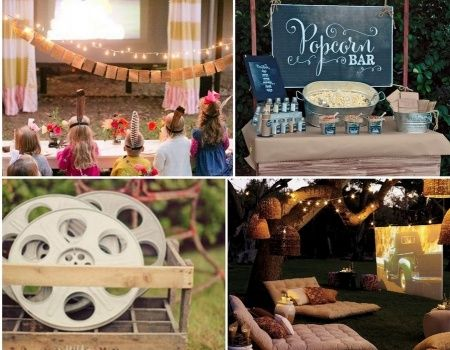 Organisez un cinéma en plein air avec CitizenKid