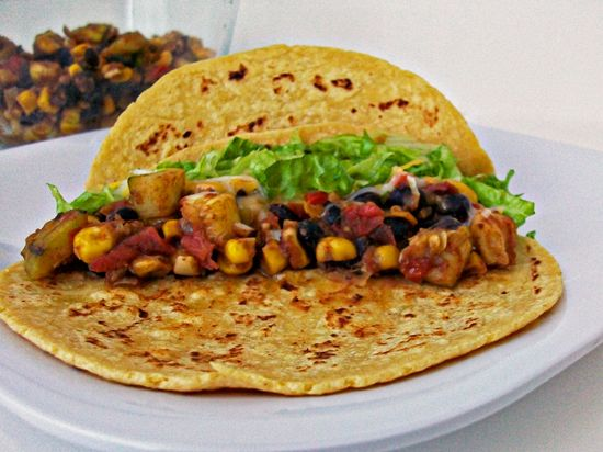 Veggie Taco Filling | Recipe