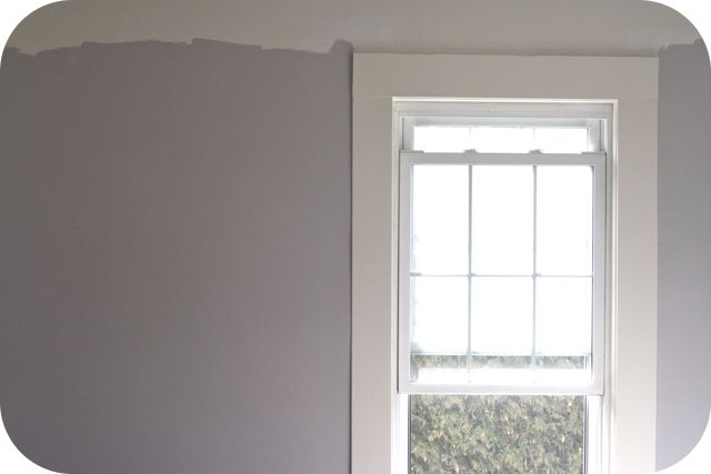 Cement Gray Benjamin : Cement grey bm jill s hallway paint ideas pinterest