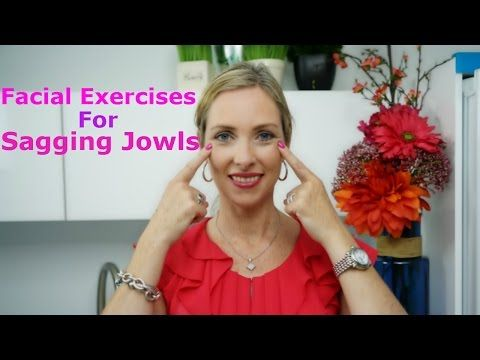 Yoga Facial Exercises : How to Lose Sagging Jowls & Chubby Cheeks - VitaLife Show Episode 162 - YouTube