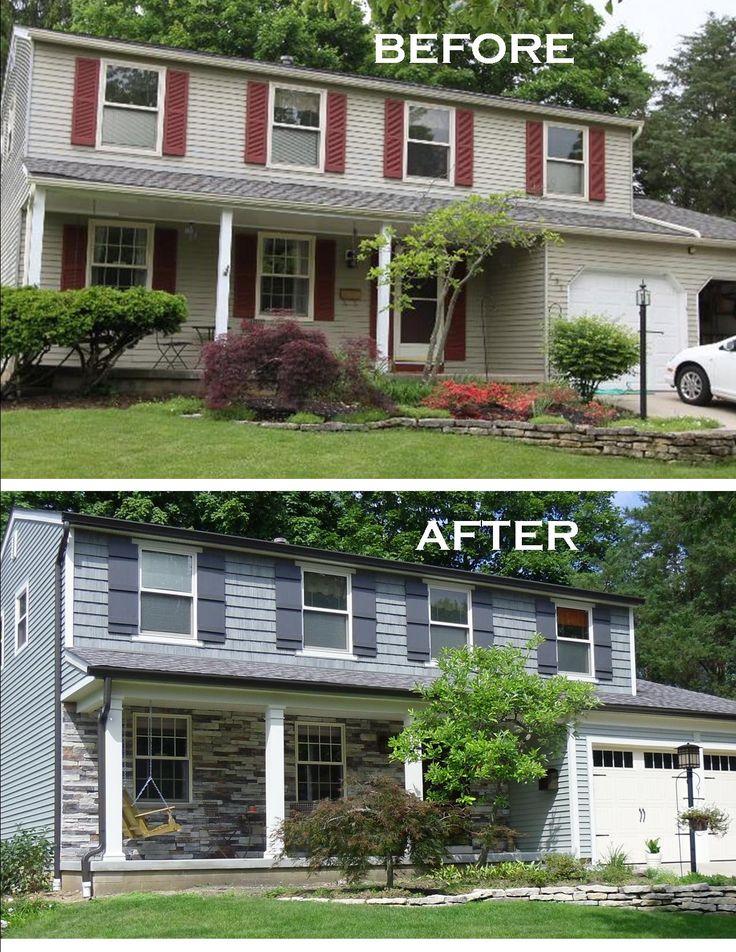32+ Trendy apartment exterior design curb appeal | Home