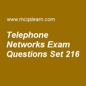 earn quiz on telephone networks, computer networks quiz 216 online. Practice networking exam's questions and answers to learn telephone networks test with answers. Practice online quiz to test knowledge on telephone networks, ipv4 connectivity, igmp protocol, cyclic codes, periodic and non periodic signal worksheets. Free telephone networks test has multiple choice questions as telephone networks use, answers key with choices as message switching, packet switching, circuit switching and....