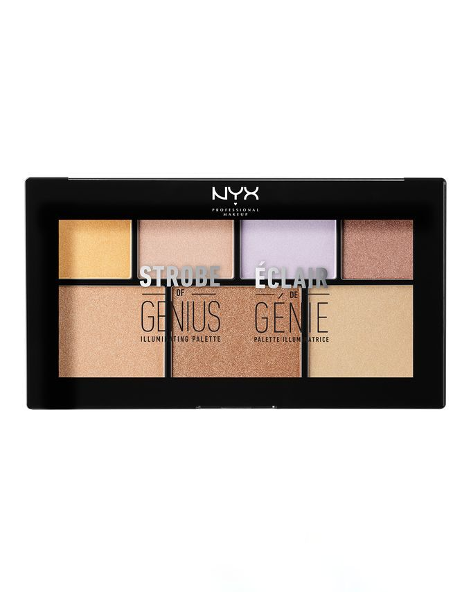 Strobe Of Genius Illuminating Palette by NYX Professional Makeup