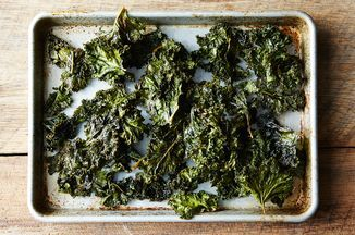 Spicy, Smoky Homemade Kale Chips Recipe on Food52, a recipe on Food52