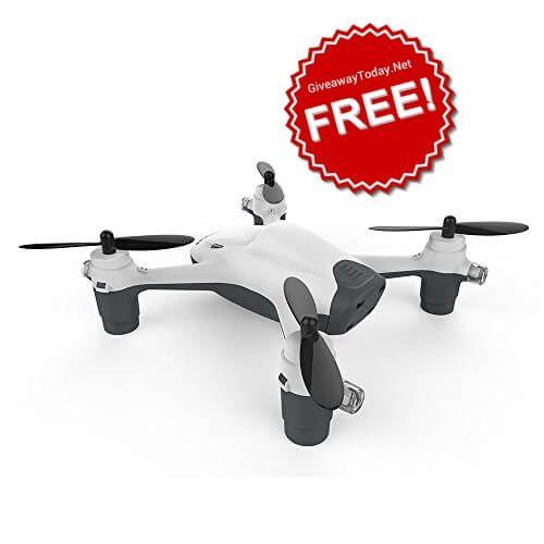 Win Hubsan Drone Giveaway June 2017