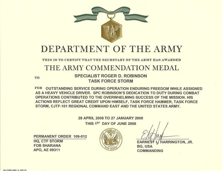 Army Certificate Of Achievement Template These Days It S Simpler For Smal In 2021 Certificate Templates Certificate Of Achievement Template Certificate Of Achievement