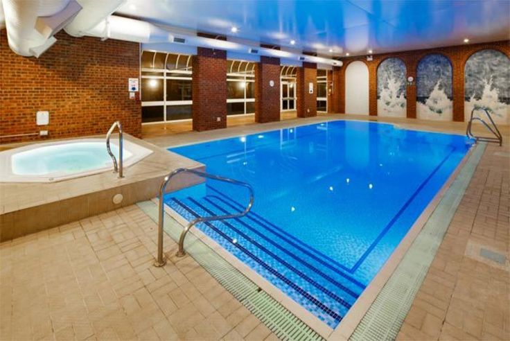 £99 (at Mercure London Watford Hotel) for an overnight stay for two with dinner, breakfast and spa access - save up to 46%