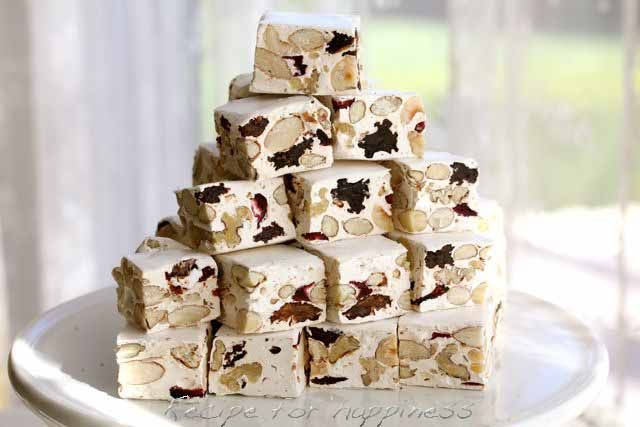 Montelimar nougat. During the 17th century, the town of Montelimar in ...