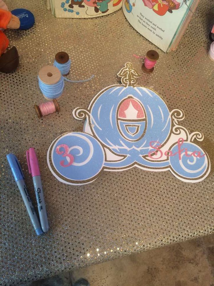 Cinderella Birthday Party Ideas | Photo 9 of 17 | Catch My Party
