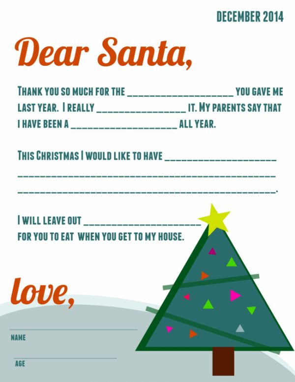 Best Santa Letter Templates Images On   Xmas Letter