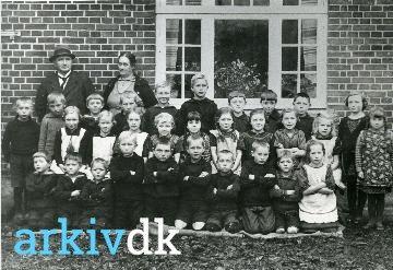 arkiv.dk   Enslev Skole