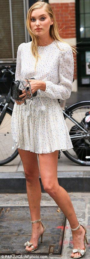 Dresses blowing up in the wind pictures