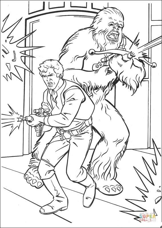 star wars a new hope coloring pages. Following this is our ... | 794x567