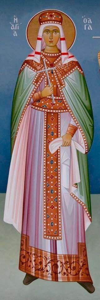 St. Olga of Kiev