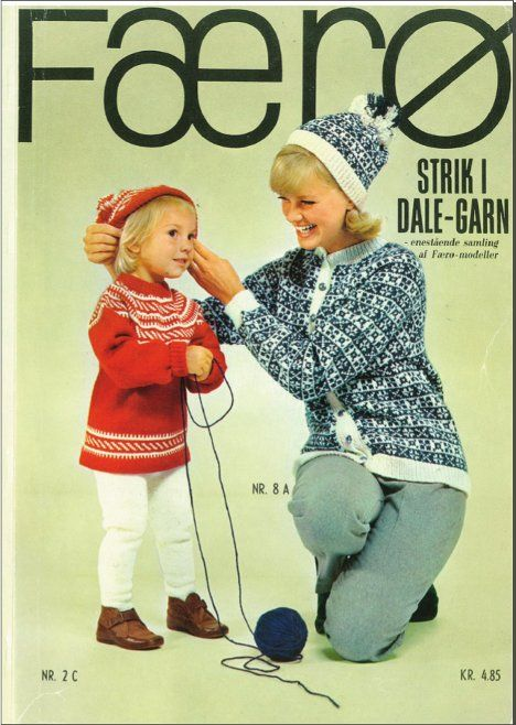 Godbiter fra Dale Garns arkiv: Færø