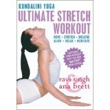 Kundalini Yoga Ultimate Stretch Workout With Ana Brett and Ravi Singh (DVD)By Ana Brett & Ravi Singh