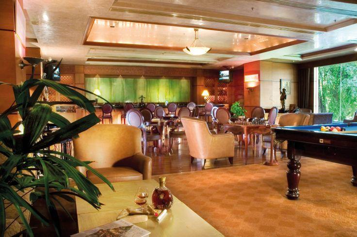 Churchill Bar, Hotel Borobudur, Jakarta.