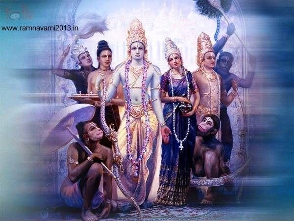 Happy Ram Navami Wallpapers 2013
