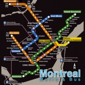 App name: Montreal Metro  Bus. Price: free. Category: . Updated:  Jun 22, 2012. Current Version:  1.1. Size: 1.10 MB. Language: . Seller: . Requirements: Compatible with iPhone 3GS, iPhone 4, iPhone 4S, iPod touch (3rd generation), iPod touch (4th generation) and iPad.Requires iOS 5.0 or later.. Description: Montreal Metro & Bus shows you   the schedules of the bus and   metro lines of Montreal. The s  chedules and routes are kindly   provided by the STM through  ellip;  .