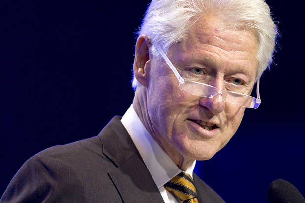 Bill Clinton at 148 - A graduate of the prestigious Yale Law School, Bill Clinton has an IQ of 148. He had a very great political journey that led to him becoming the 42nd President of the United States of America. -- IQ score is estimated by American psychologist Dean Simonton.