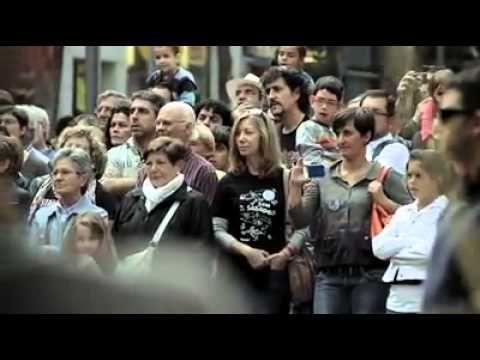 Oda a la alegría / Ode an die Freude - Sabadell, Plaza de San Roc