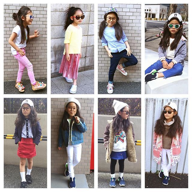 アプリから頼めるフォトブック製作中。 改めてまとめてみると 系統にまとまりがない…  #kids #kidswear #kids_japan  #wear #まとめ #コーデ #fashion  #fashionista #キッズファッション  #kidsootd #kidsファッション #kidsstyling  #coordinate #ファッション #洋服  #小学生 #コーデまとめ