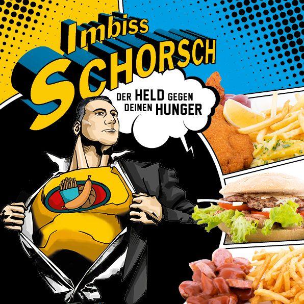 """IMBISS SCHORSCH - DER HELD GEGEN DEN HUNGER - Im Norden von Brixen/Südtirol in Vahrn am Parkplatz von Obi, befindet sich der neu erbauter Imbissstand. Anbei einige """"Foodfotos"""" - www.rotwild.it/blog"""