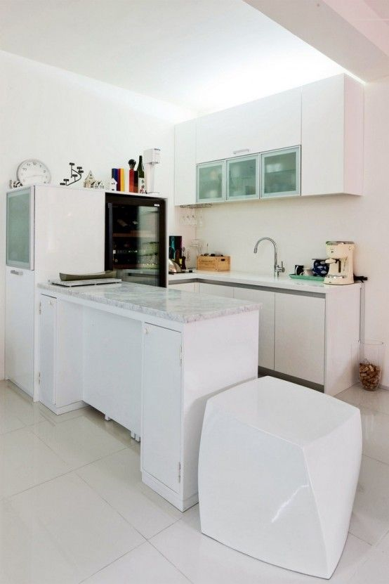 Traditions And Modernity Combined Together In A Cool Korean House FurnitureModern FurnitureHouse Interior DesignRoom KitchenKitchen