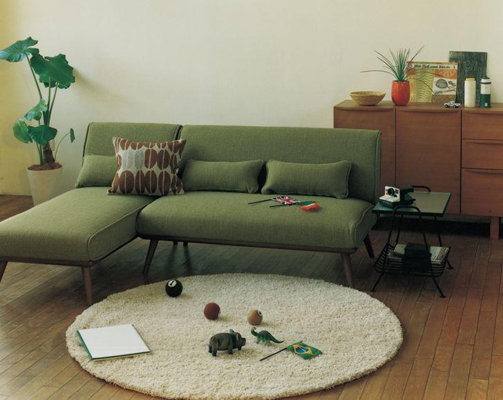 やさしい雰囲気のリラックスリビング一覧 | インテリアショップ[unico]:家具/インテリア/ソファ/ラグ等の販売。