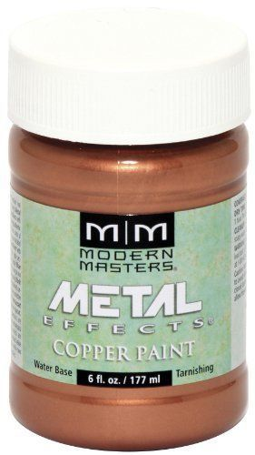 Paint Thinner and Solvents 30554: Modern Masters Me149-06 Reactive Metallic Copper 6Oz, New -> BUY IT NOW ONLY: $107 on eBay!