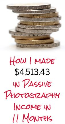 How to make extra income as a photographer using affiliate marketing.