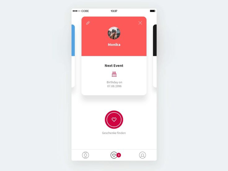 User interface by @cobeisfresh