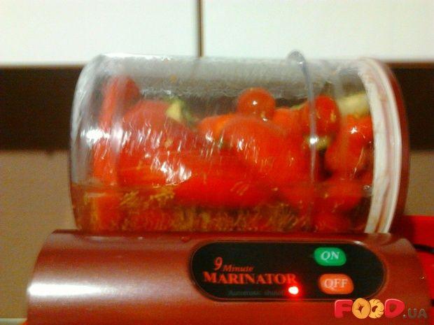 Универсальный маринад для маринования овощей