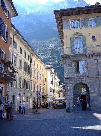 Old Town, Riva, Lake Garda