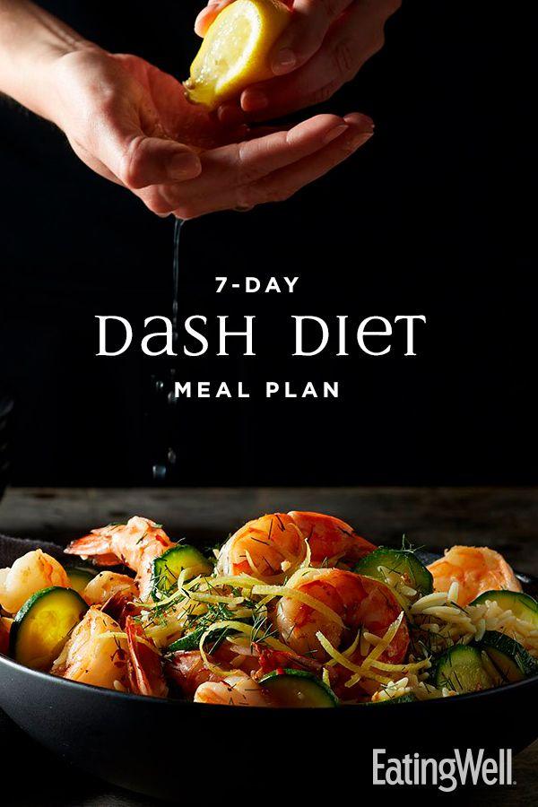 Dieser 1.200-Kalorien-DASH-Diät-Ernährungsplan hilft, Ihren Blutdruck zu senken, …   – Healthy Meal Plans