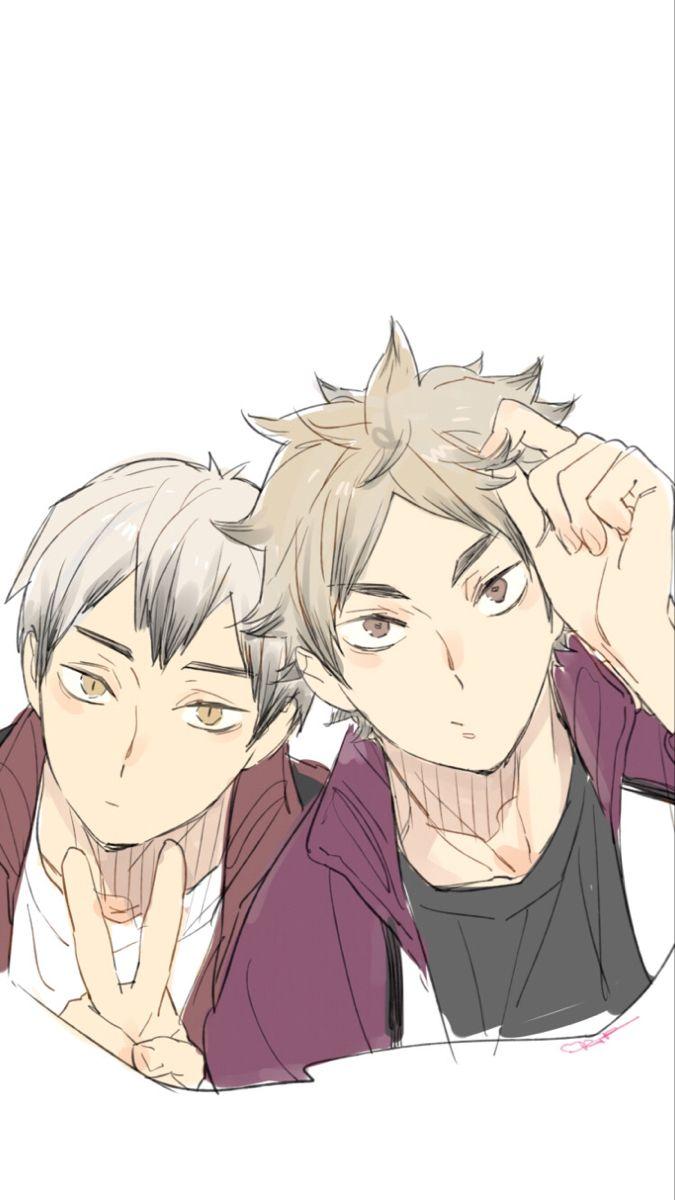 Haikyuu Anime Anime Characters Anime Funny