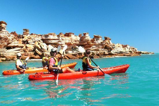 Turtle Bay Kayak #Broome #Australia http://www.tripadvisor.com.au/ShowForum-g255101-i530-Western_Australia.html
