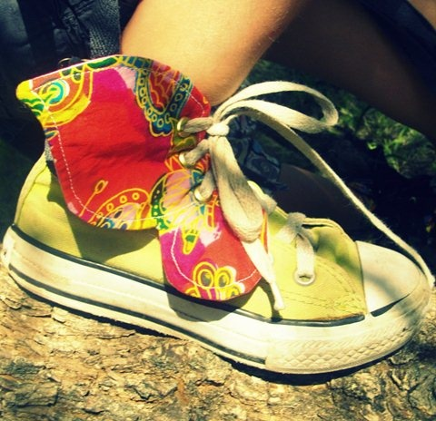 Sweet shoes for sweet kids! By Mozzie & Mac