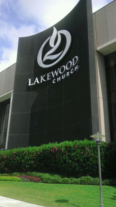 Lakewood Church - No visit to Houston is complete without going to a service at Lakewood. Truly a Blessing!!!