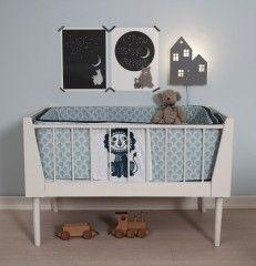 Soulmate Sengekant med løve | Baby og barne produkter på nett