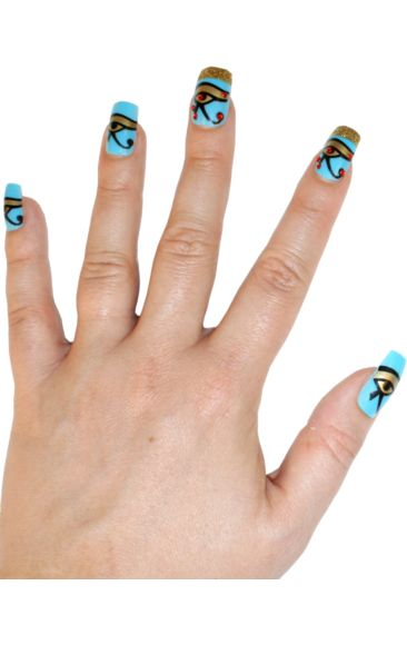 Deluxe Egyptian Nails