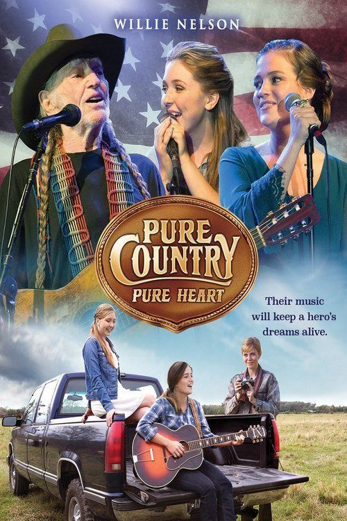 Watch Pure Country: Pure Heart (2017) Full Movie Online Free