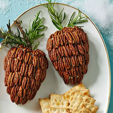 Cheese Pinecones