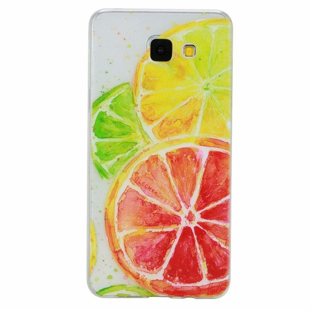 Soft TPU Colorful Patterns Case For Capa Samsung galaxy A5 2016 A510 A510F case For Fundas Samsung A5 2016 Skin Cover Phone case