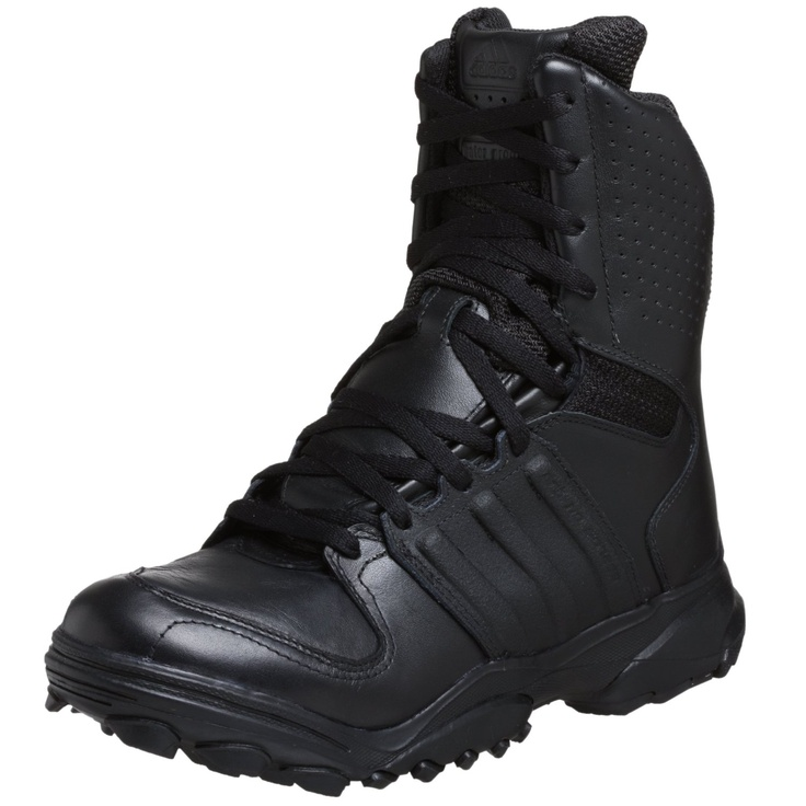 Adidas Tactical GSG9 boots $150 Looks like these would be great for running and tactical rolling in!