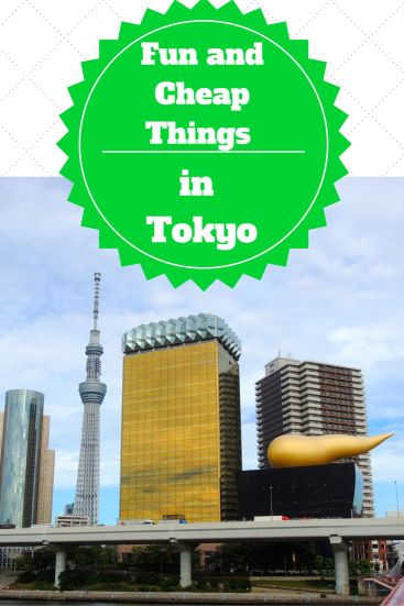 Tokyo is the 16th most expensive city in the world. In a place where cash is king, it may be difficult not to break the bank. You need this guide to help you out! #japan #tokyo