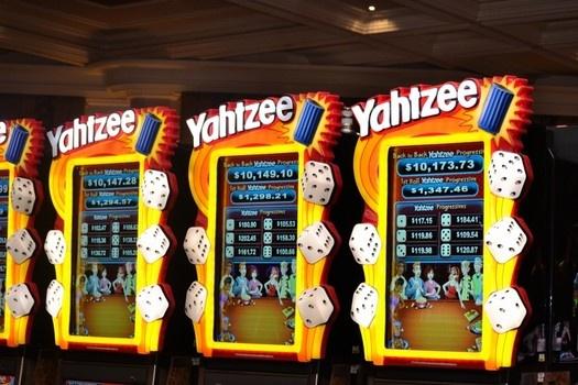 yahtzee slots online