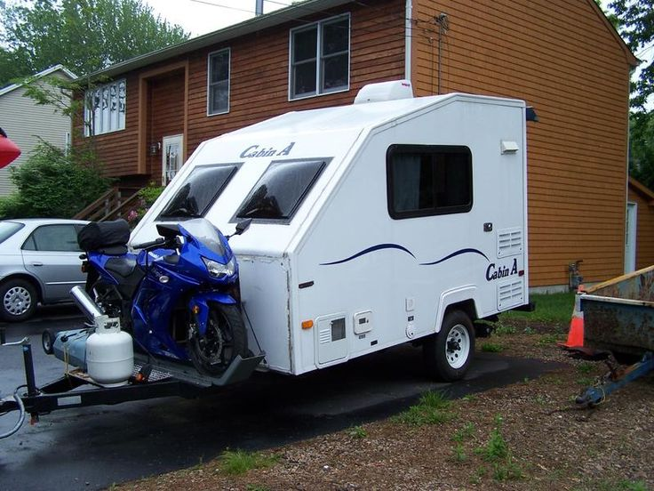 Mini Toy Hauler Rv 88