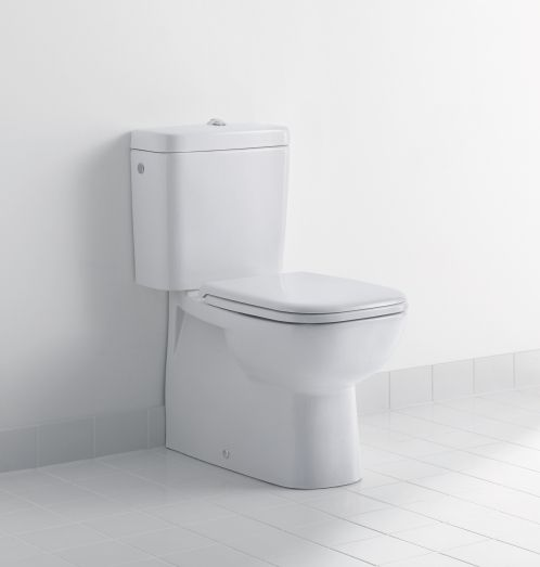 duravit dcode closed coupled toilet bowl model 00 002